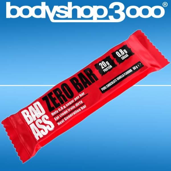 Bad Ass Zero Bar 60g Riegel