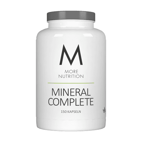 More Nutrition Mineral Complete 150Caps