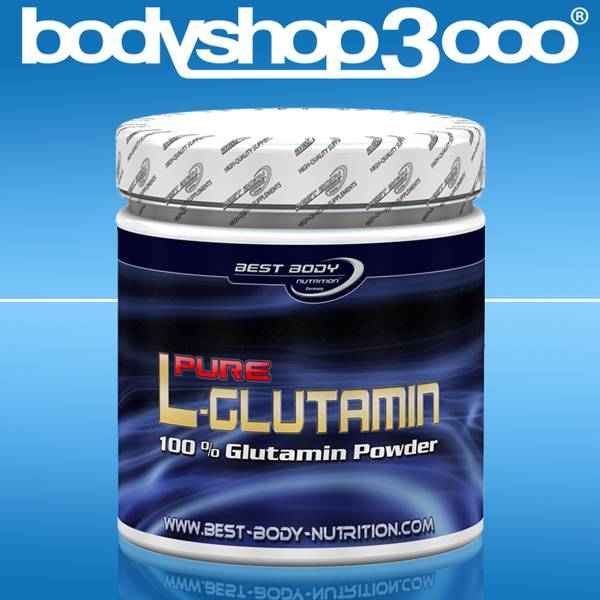 Best Body Nutrition 100% reines L- Glutamin