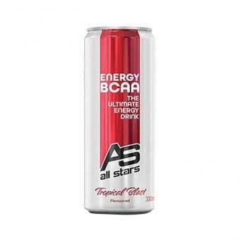ALL STARS Energy BCAA Drink 330 ml