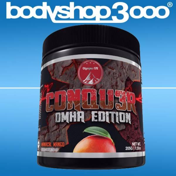 Conqu3r DMHA Edition 207g