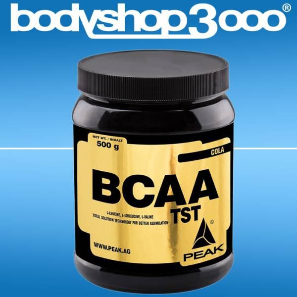 Peak BCAA TST 500g BCAAs