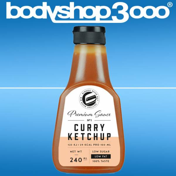 GOT7 Premium Sauce Curry Ketchup 240 ml