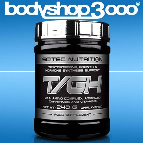 Scitec Nutrition - T/GH 240g