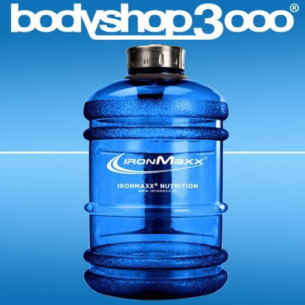 Ironmaxx - Water Gallon 2200ml Blau