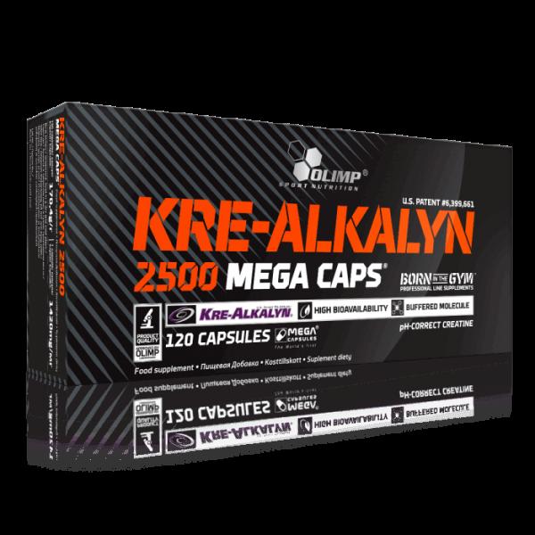 Olimp Kre-Alkalyn 120 MegaCaps 2500