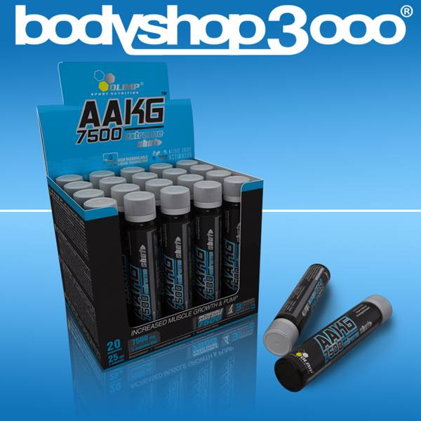 Olimp AAKG Extreme SHOT 7500 mg Arginin