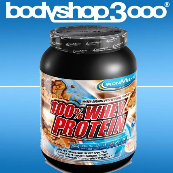 Ironmaxx - 100% Whey Protein Dose