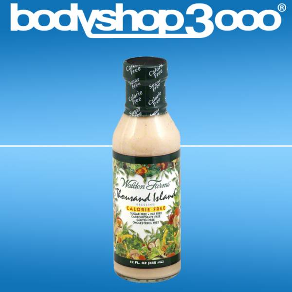Walden Farms Thousand Island Dressing - 355ml Flasche