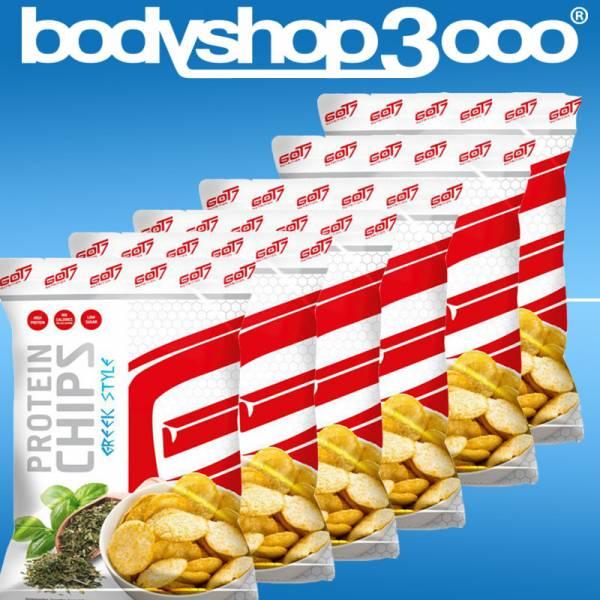 GOT 7 - Nutrition Protein Eiweiss Chips 6x50g