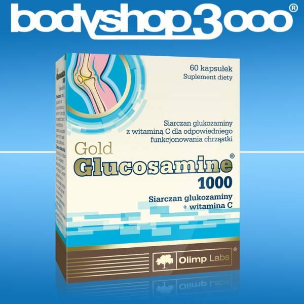 Olimp Glucosamine Sehnen + Gelenkschutz + Vitamin C