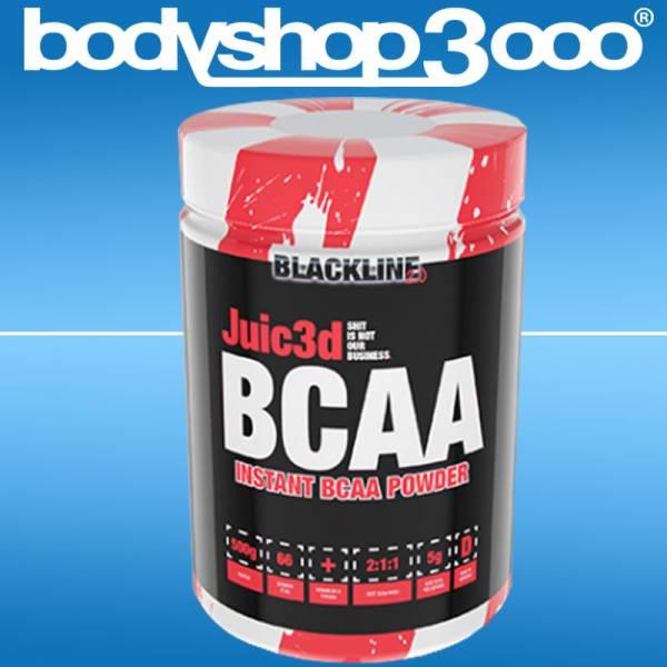 Blackline 2.0 - Juic3d BCAA 500g