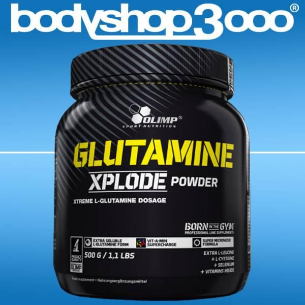 Olimp - GLUTAMINE XPLODE 500g