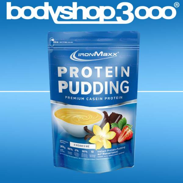 Ironmaxx Protein Pudding (300g)