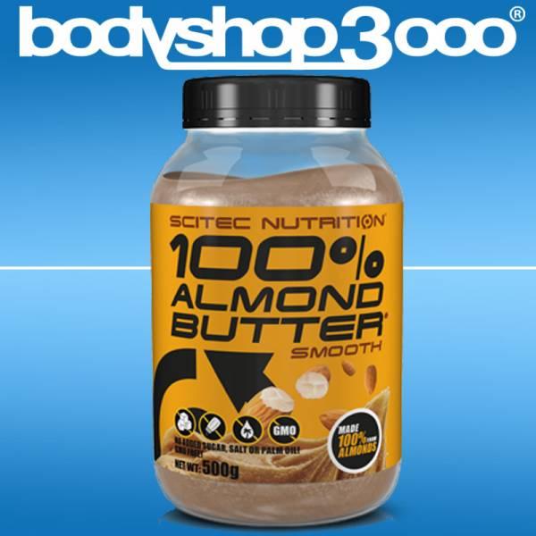 Scitec Nutrition - 100% ALMOND BUTTER 500g