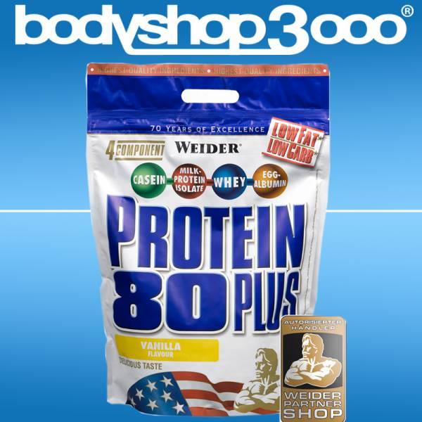 Weider Protein 80 Plus 2 kg Eiweiß