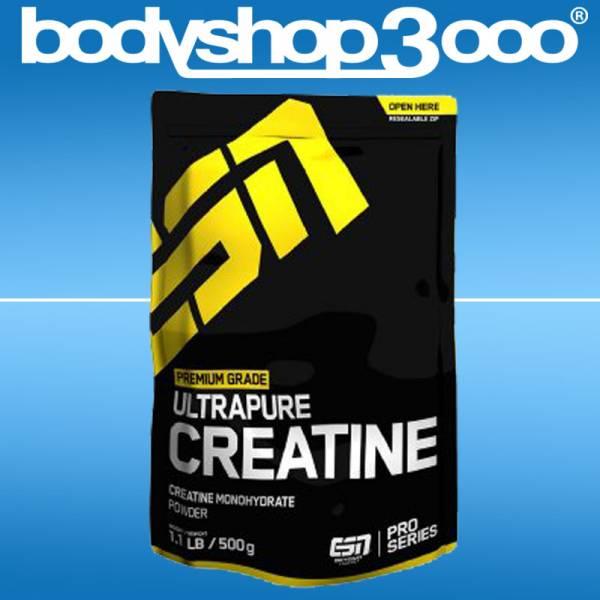 ESN - Ultrapure Creatine Monohydrate, 500g