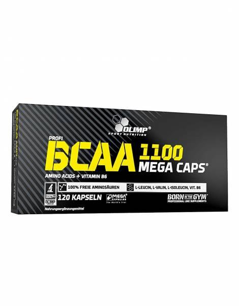 Olimp BCAA MEGA CAPS 120 Caps á 1100 mg
