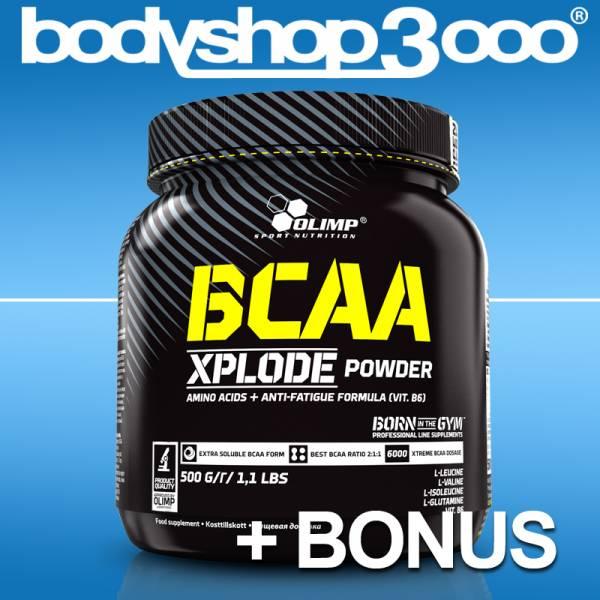 Olimp BCAA XPlode 500g Dose