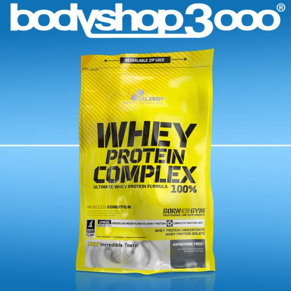 Olimp Whey Protein Complex Whey Isolat CFM 700g WPC