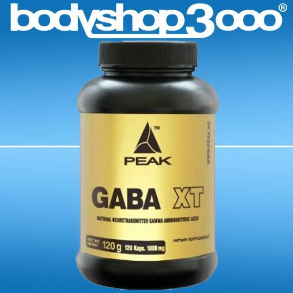 Peak - Gaba XT 120g
