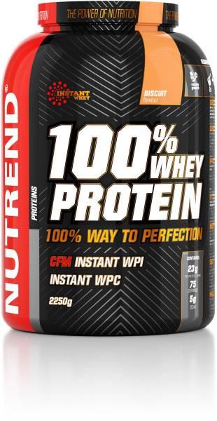 Nutrend 100 % Whey Protein 2250g Eiweiß + 750g Pancake Gratis