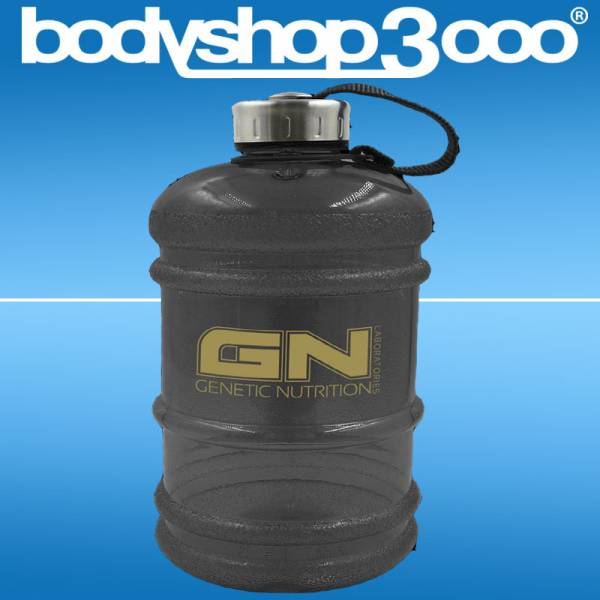 GN Laboratories - Water Gallon 2200ml Black