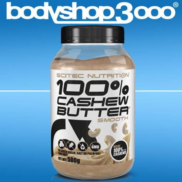 Scitec Nutrition - 100% CASHEW BUTTER 500g