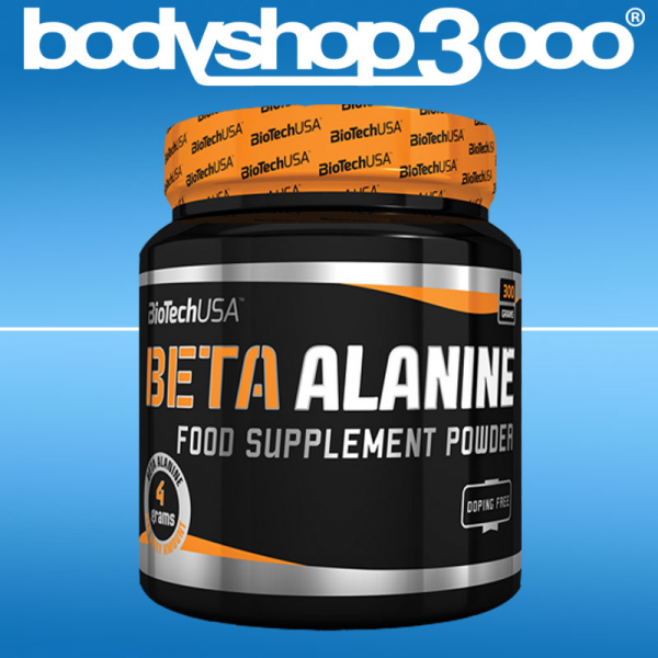 Biotech USA Beta-Alanine 300g