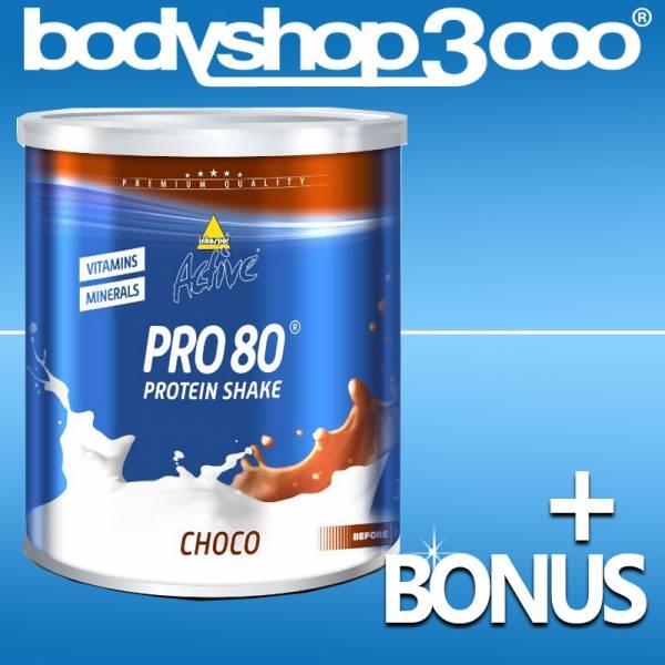 Inko Active Pro 80 Protein 750g Dose Inkospor Eiweiß