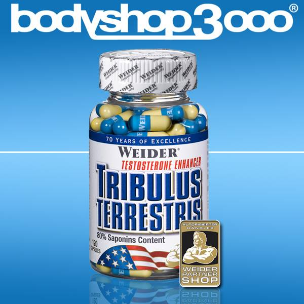 Weider 120 Kapseln Tribulus Terrestris