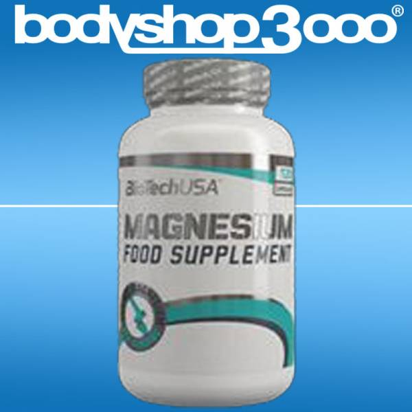 Biotech USA - Magnesium 120g