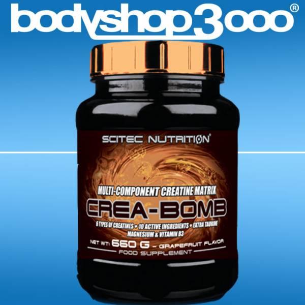 Scitec Nutrition Crea Bomb 660g