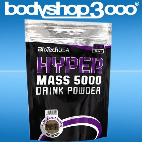 BioTechUSA Hyper Mass 5000 - 1000g Beutel