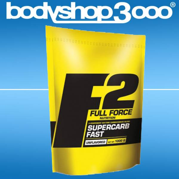 Full Force Nutrition SUPERCARB FAST 1000g