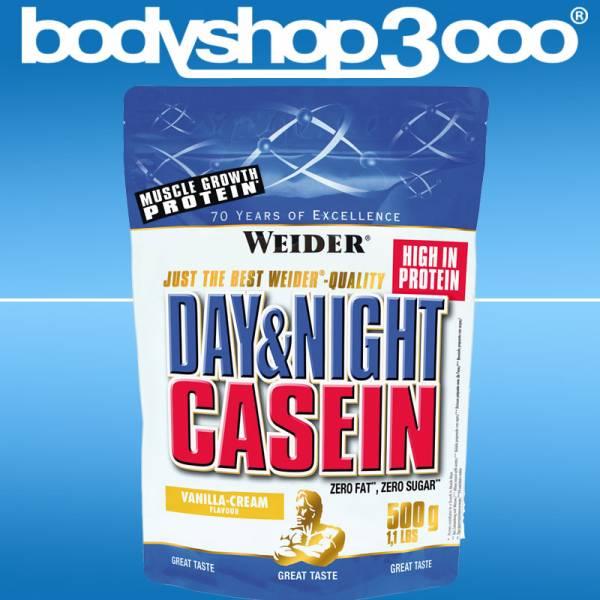 Weider - WEIDER Day and Night Casein 500g