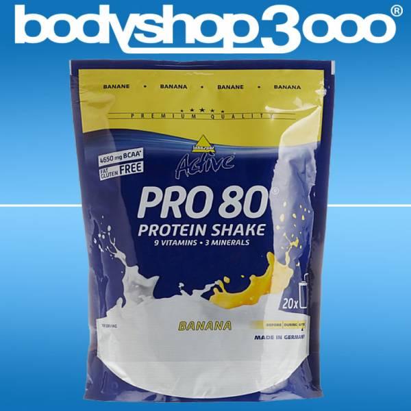 Inko Active Pro 80 Protein 500g Inkospor Eiweiß