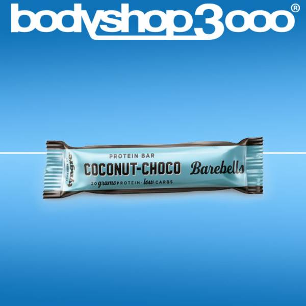 Barebells Protein Bar Coconut-Choco, 55g