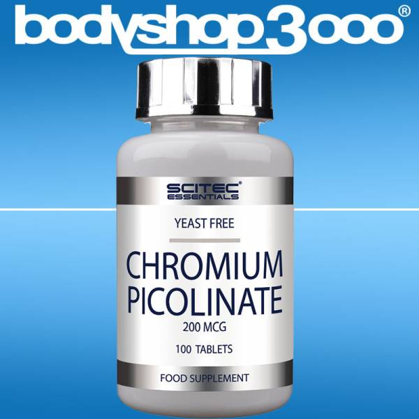 Scitec Nutrition - CHROMIUM PICOLINATE 40g
