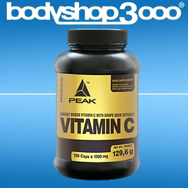Peak - Vitamin C 129,6g