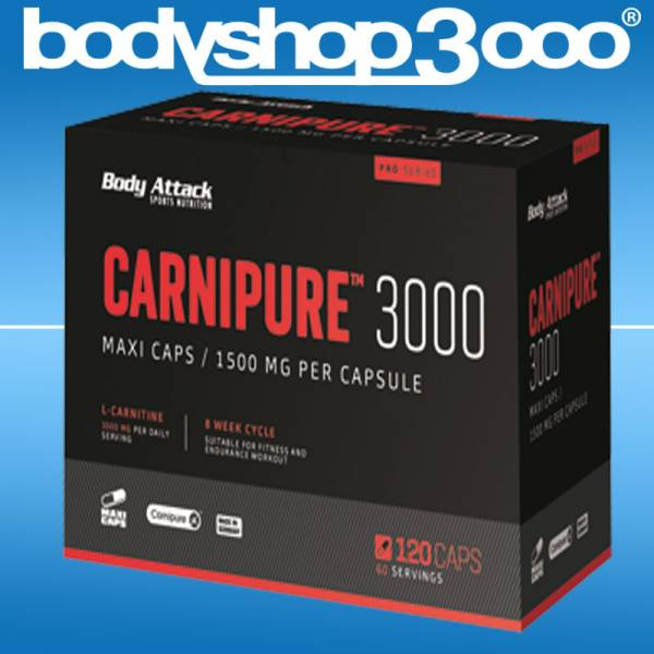 Body Attack - Carnipur 3000 201g