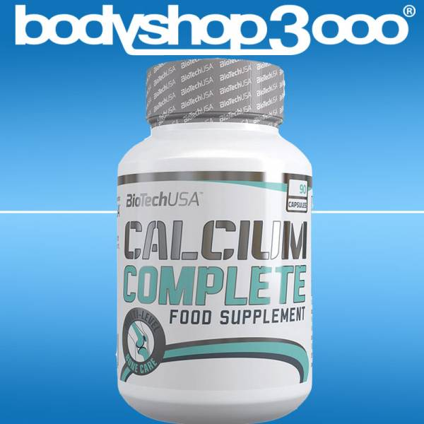 Biotech USA - Calcium Complete 88g