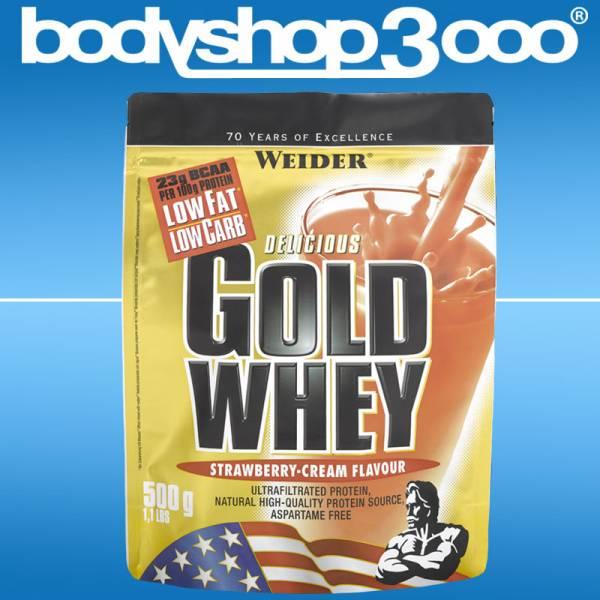 Weider - Gold Whey 500g