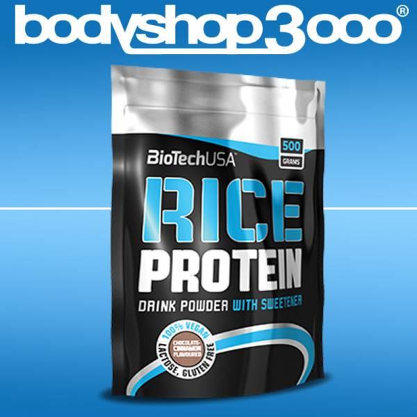 Biotech USA - Rice Protein 500g