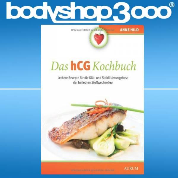 Anne Hild: Das hCG Kochbuch