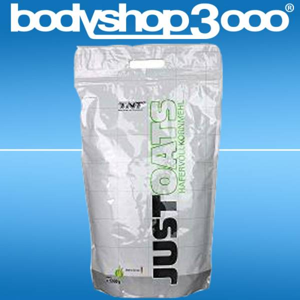 TNT Nutrition - Just Oats (Hafervollkornmehl) 5000g