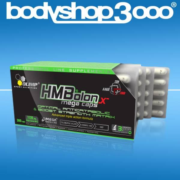 Olimp HMBolon nx 300 Mega Caps TCM + AAKG + HMB