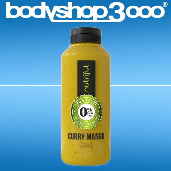 Nutriful Sauce Curry Mango 265ml