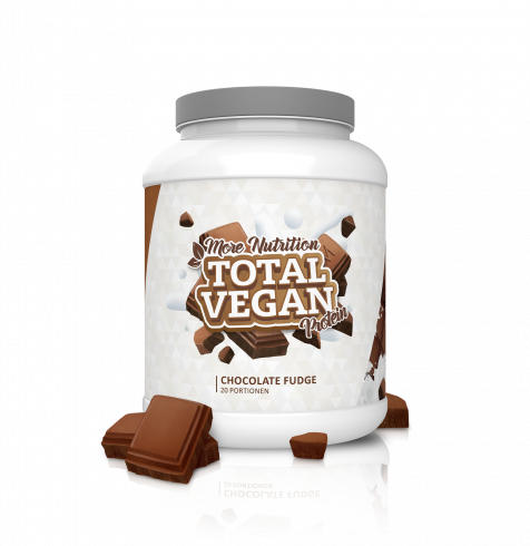 More Nutrition TOTAL VEGAN Protein 1000g Dose