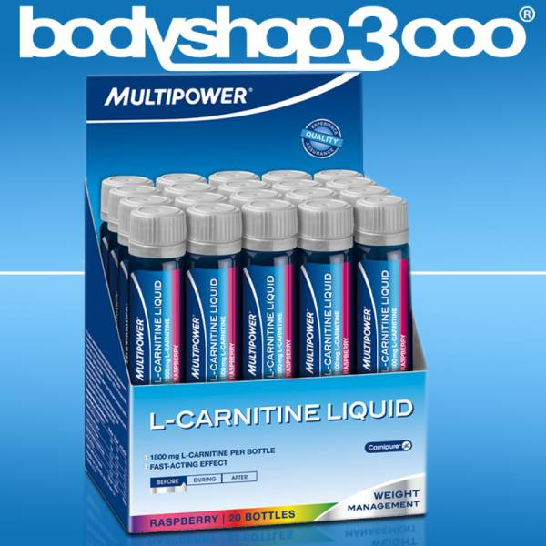 Multipower L-Carnitin Liquid 100% Carnipure